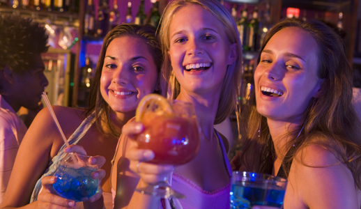 alcool, binge drinking
